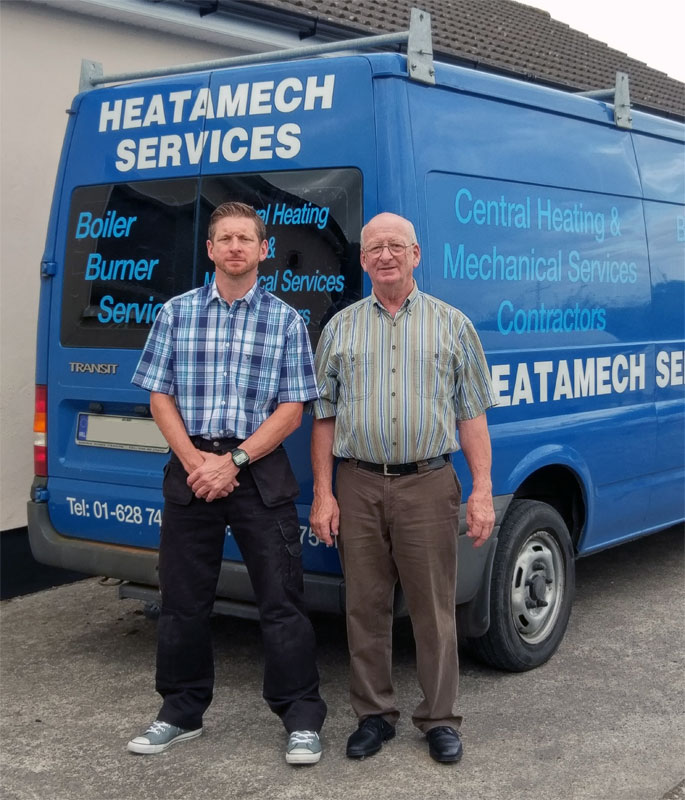 About Heatemech Heatpumps